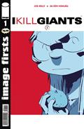 Image Firsts I Kill Giants #1