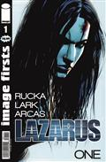 Image Firsts Lazarus #1 (MR)