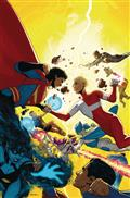Legion of Super Heroes #8