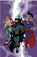 Justice League Unlimited Galactic Justice TP
