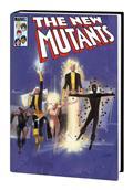New Mutants Omnibus HC Vol 01 Sienkiewicz Cover
