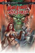Mars Attacks Red Sonja #1 Cvr A Parrillo