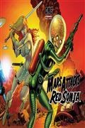Mars Attacks Red Sonja #1 Cvr E Kitson Card Homage