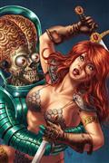 Mars Attacks Red Sonja #1 35 Copy Quah Virgin Incv