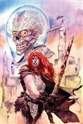 Mars Attacks Red Sonja #1 Nguyen Ltd Virgin Var