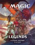 MAGIC-THE-GATHERING-LEGENDS-VISUAL-HISTORY-HC-(C-0-1-0)