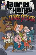 Laurel & Hardy Meet Three Stooges #1 Am Exc