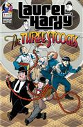 LAUREL-HARDY-MEET-THREE-STOOGES-1-CVR-C-LTD-CLASS-CARTOON