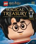 LEGO-HARRY-POTTER-MAGICAL-TREASURY-W-MINI-FIGURE-(C-1-1-0)