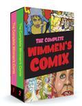 COMPLETE-WIMMENS-COMIX-HC-BOX-SET