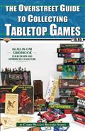 OVERSTREET-GUIDE-SC-COLLECTING-TABLETOP-GAMES