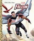 MARVEL-AVENGERS-FALCON-LITTLE-GOLDEN-BOOK-(C-1-1-0)