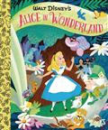 WALT-DISNEYS-ALICE-IN-WONDERLAND-LITTLE-GOLDEN-BOARD-BOOK-(C