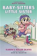 BABY-SITTERS-LITTLE-SISTER-GN-VOL-02-KARENS-ROLLER-SKATES-(C