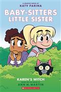 BABY-SITTERS-LITTLE-SISTER-HC-GN-VOL-01-KARENS-WITCH