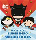 DC-JUSTICE-LEAGUE-MY-LITTLE-SUPER-HERO-WORD-BOOK-HC-(C-1-1-