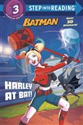 DC-SUPER-HEROES-BATMAN-HARLEY-AT-BAT-YR-SC-(C-1-0-0)