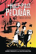 HALF-PAST-PECULIAR-HYBRID-NOVEL-VOL-01-FINDERS-CREEPERS-(C