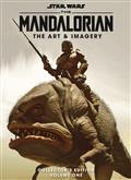 Star Wars Mandalorian Art Coll PX Ed #1