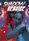 Shadow Service #1 Cvr B Daniel & Gooden