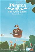 PIRATES-GREAT-CHASE-GRAPHIC-NOVEL-ADV-HC
