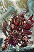 Myths & Legends Quarterly Ares #1 Cvr A Vitorino