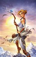 Myths & Legends Quarterly Ares #1 Cvr D Royle