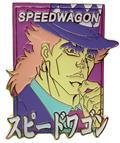 Jojos Bizarre Adventure Speedwagon Pastel Pin (C: 1-1-2)