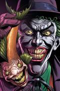 Batman Three Jokers #1 (of 3) Premium Var B Joker Fish