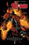Spawn Compendium TP Vol 01 (New Edition) (MR)