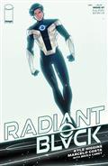 Radiant Black #7 Cvr A Di Nicuolo