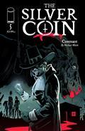 Silver Coin #5 Cvr A Walsh (MR)