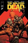 Walking Dead Dlx #21 Cvr A Finch & Mccaig (MR)