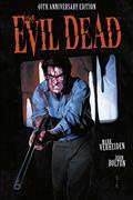 Evil Dead 40Th Anniversary Ed HC (MR) (C: 0-1-2)