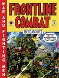 Ec Archives Frontline Combat HC Vol 03 (MR) (C: 0-1-2)
