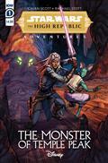 Star Wars High Republic Adv Monster Temple Peak #1 (of 4) (C
