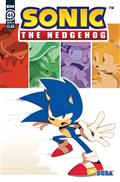 Sonic The Hedgehog #44 Cvr A Dutriex (C: 1-0-0)
