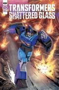 Transformers Shattered Glass #1 (of 5) Cvr B Khanna