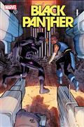 Black Panther #1 Romita Jr Var