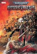 Warhammer 40K Sisters Battle #1 (of 5) Games Workshop Var
