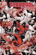 Deadpool Black White Blood #1 (of 5)
