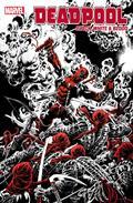 Deadpool Black White Blood #1 (of 5) Hotz Var