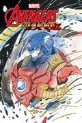 Avengers Tech-On #1 (of 6) Momoko Var
