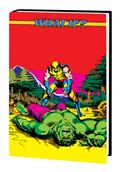 What If Orig Marvel Series Omnibus HC Vol 02 Budiansky Cvr