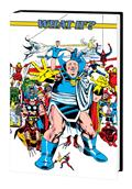 What If Orig Marvel Series Omnibus HC Vol 02 Layton Dm Var