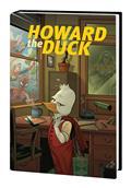 Howard Duck Zdarsky Quinones Omnibus HC Quinones Cvr