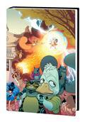 Howard Duck Zdarsky Quinones Omnibus HC Moore Dm Var