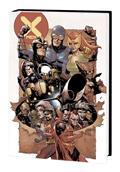 X-Men By Hickman Omnibus HC Yu Cvr