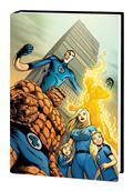 Fantastic Four Hickman Omnibus HC Vol 01 Davis Cvr New PTG