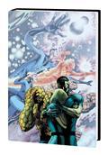 Fantastic Four Hickman Omnibus HC Vol 01 Dm Var New PTG